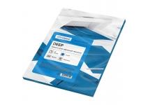 Бумага цветная OfficeSpace deep А4 (синий)