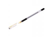 """Ручка шариковая MunHwa """"MC Gold"""" черная 0,5мм"""