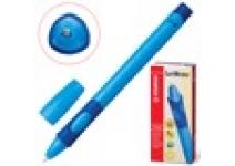 """Ручка шариковая STABILO """"Left Right"""" синяя для левшей"""