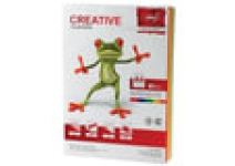 Бумага CREATIVE color (Креатив) А4 цветная интенсив