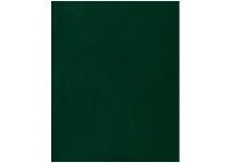 Тетрадь 96л., А5 клетка OfficeSpace бумвинил зеленый